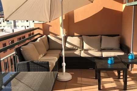 Vakantiehuis Spanje, Costa del Sol, Nerja - penthouse Edf. Santa Fabiola