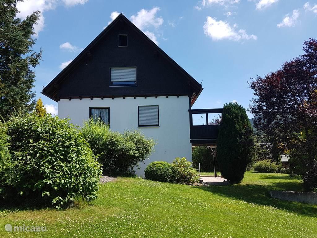 Vakantiehuis Duitsland, Sauerland, Elkeringhausen Vakantiehuis  Ferienhaus Elkeringhausen