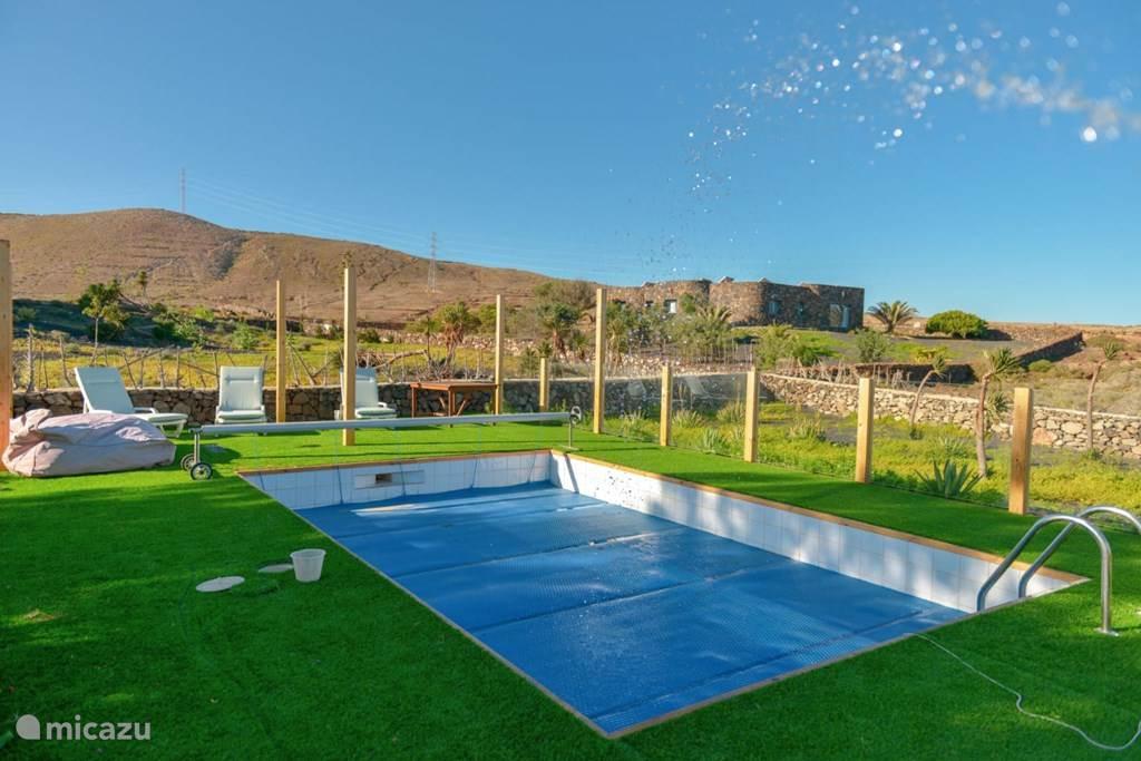Vacation rental Spain, La Palma, Villaverde finca Diamond Luxury Villa