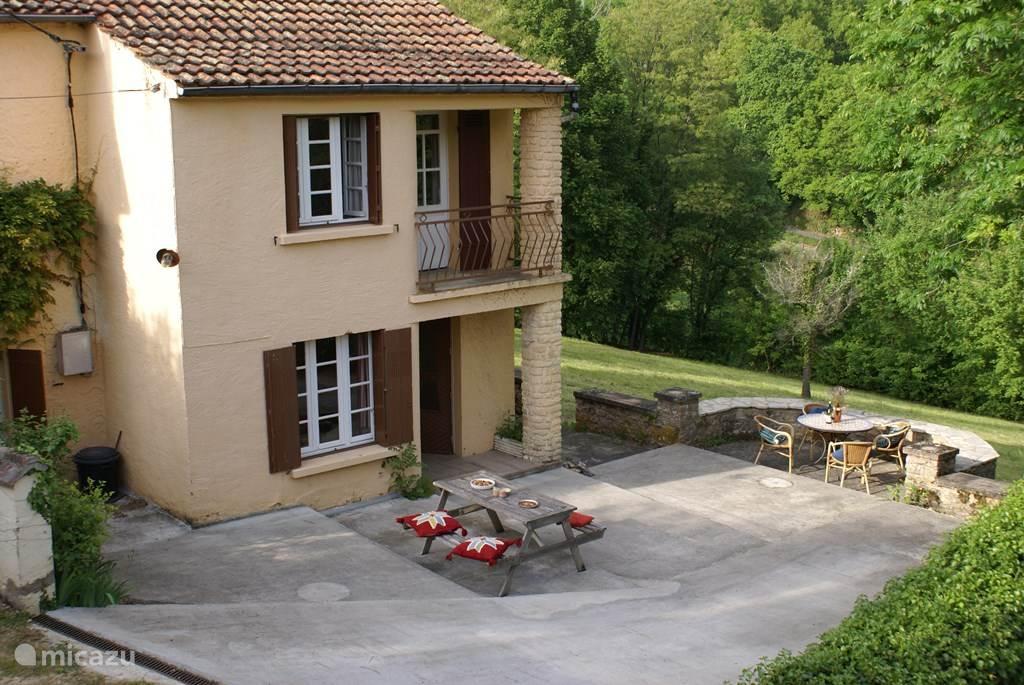 Vakantiehuis Frankrijk, Dordogne, Coux-et-Bigaroque Boerderij La Truffière