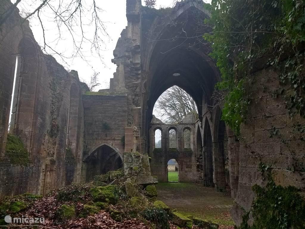De Cisterciënzers kloosterorde en Bernard van Clairvaux