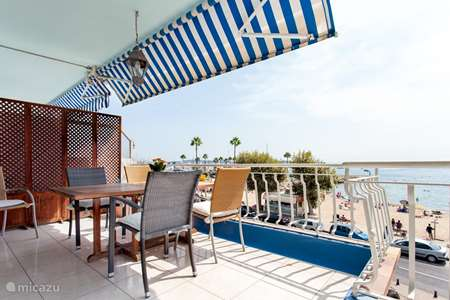 Vacation rental France, French Riviera, Golfe-Juan apartment La gouette