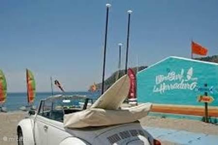Watersport mogelijkheden in La Herradura