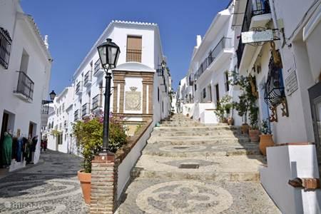 Frigiliana ooit uitgeroepen tot het mooiste witte dorp in Spanje