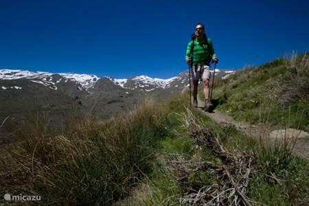 Wandelroute in de Spaanse Sierra Nevada & Alpujarras