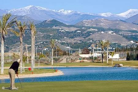 Golfen bij Los Moriscos Golf Club in Motril