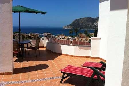 Vakantiehuis Spanje, Costa Tropical, La Herradura - appartement Casa Rolle - La Herradura