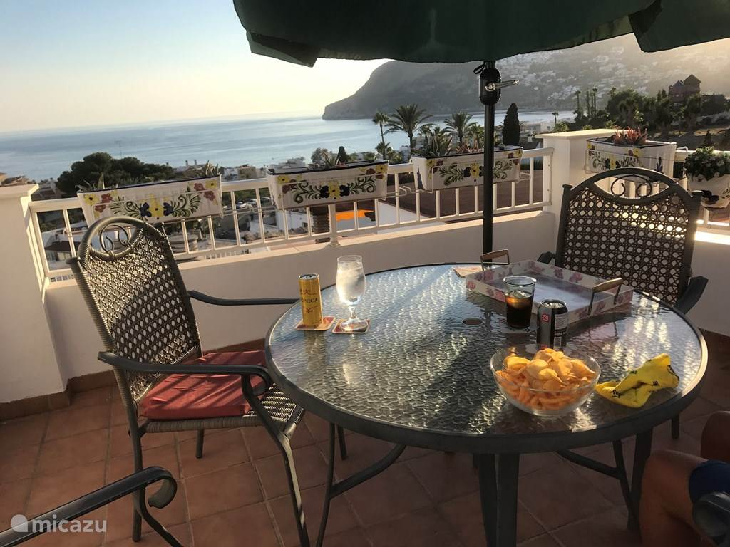 Vakantiehuis Spanje, Andalusië, La Herradura Appartement Casa Rolle - La Herradura