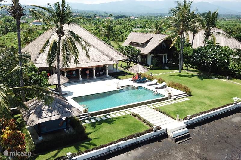 Vacation rental Indonesia – villa Villa Nusa Indah