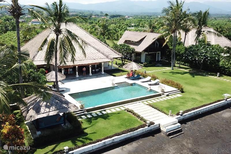 Vakantiehuis Indonesië, Bali, Dencarik villa Villa Nusa Indah
