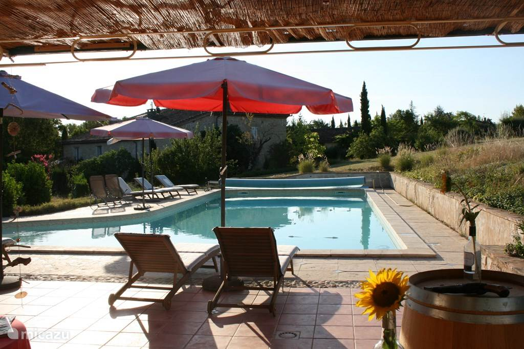 Vakantiehuis Frankrijk, Tarn, Fayssac gîte / cottage Puechblanc Gite 'Le Sauvignon'