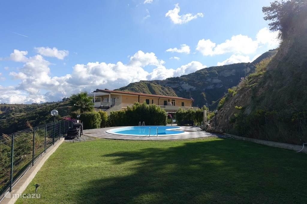 Vakantiehuis Italië, Calabrië, Parghelia Appartement Terrazzo A3