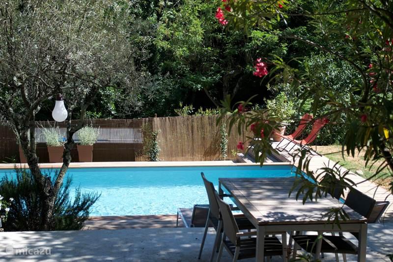 Vakantiehuis Frankrijk, Gard, La Roque-sur-Cèze Gîte / Cottage Gîte Mezzone