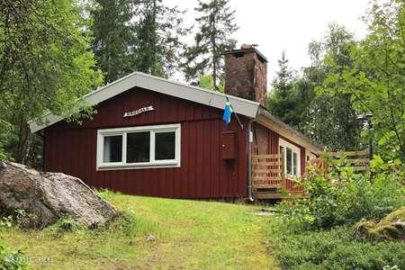 Vakantiehuis Zweden, Småland, Ljunghult vakantiehuis Brodala