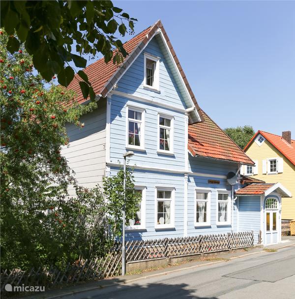 Vakantiehuis Duitsland, Harz, Sankt Andreasberg vakantiehuis Huize Hubertus
