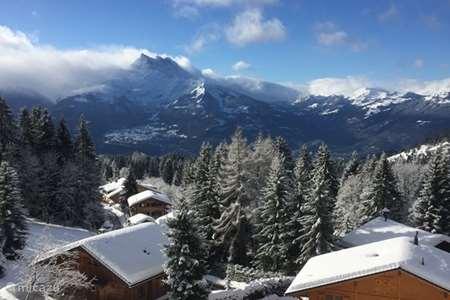 Vakantiehuis Zwitserland – penthouse Schuss