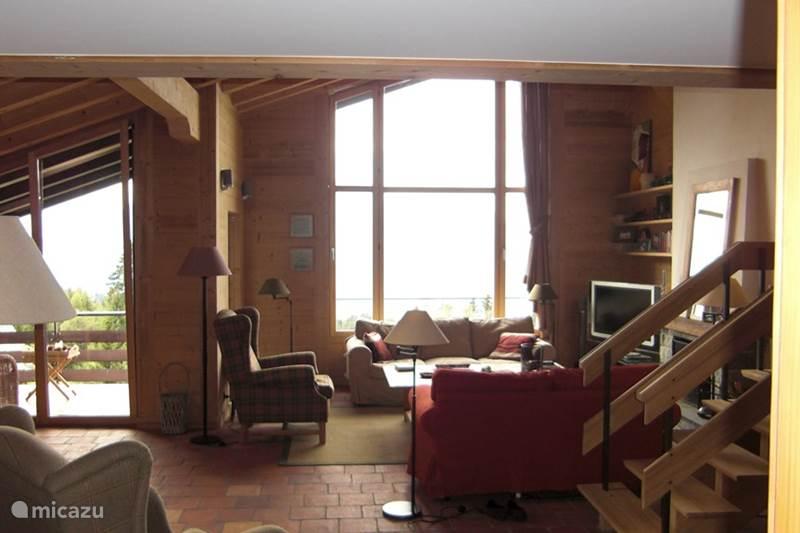 Vakantiehuis Zwitserland, Vaud, Gryon/Villars Sur Ollon Penthouse Schuss
