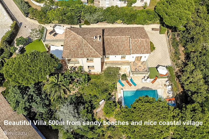 Vakantiehuis Frankrijk, Côte d´Azur, Les Issambres Villa Villa Patrimoine