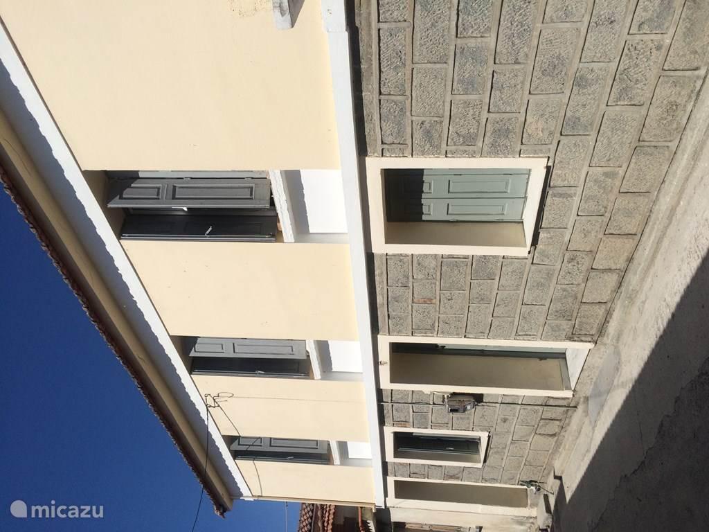 Vakantiehuis Griekenland, Lesbos, Kerami geschakelde woning William's Place