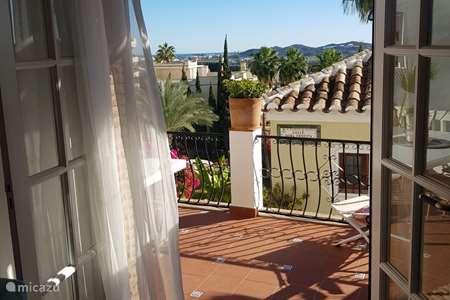 Vacation rental Spain, Costa del Sol, Mijas Golf apartment Casa Juapa