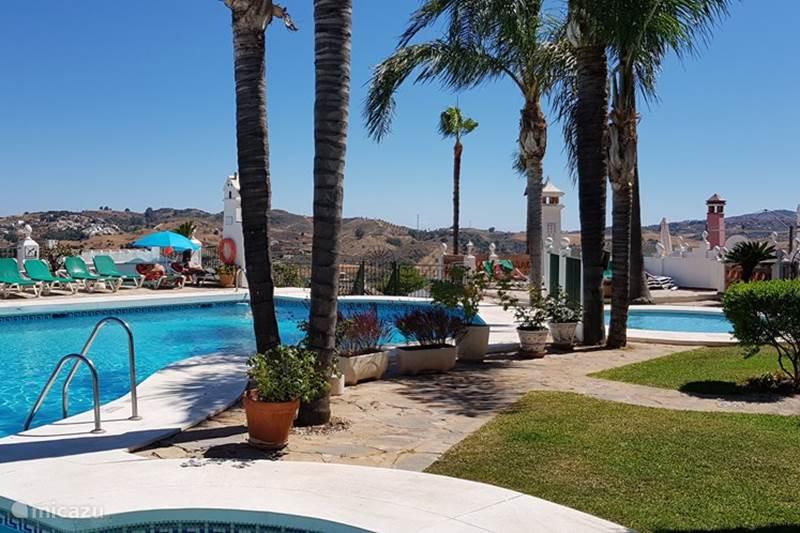 Ferienwohnung Spanien, Costa del Sol, Mijas Golf Appartement Casa Juapa