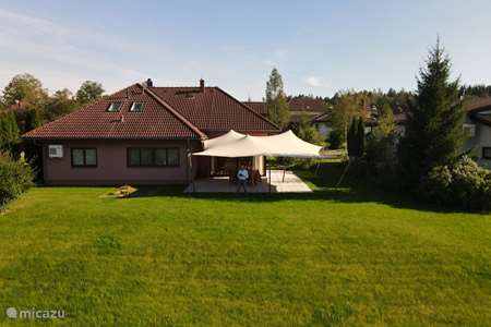 Vacation rental Czech Republic, South Bohemia, Nova Bist Riche villa Obora 824, peace, space and nature