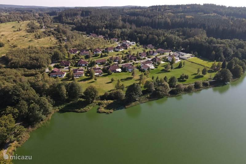 Vacation rental Czech Republic, South Bohemia, Nova Bist Riche Villa Obora 824, peace, space and nature