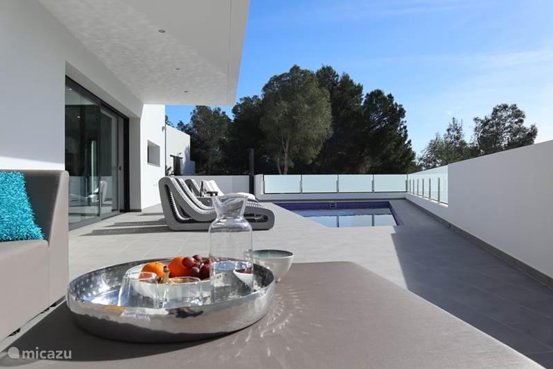 Vakantiehuis Spanje, Costa Blanca, Benissa Villa Villa Moderno