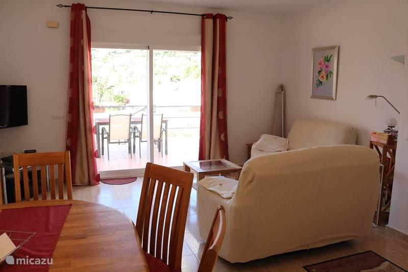 Vakantiehuis Spanje, Costa Blanca, Calpe Bungalow Casa Ambiente