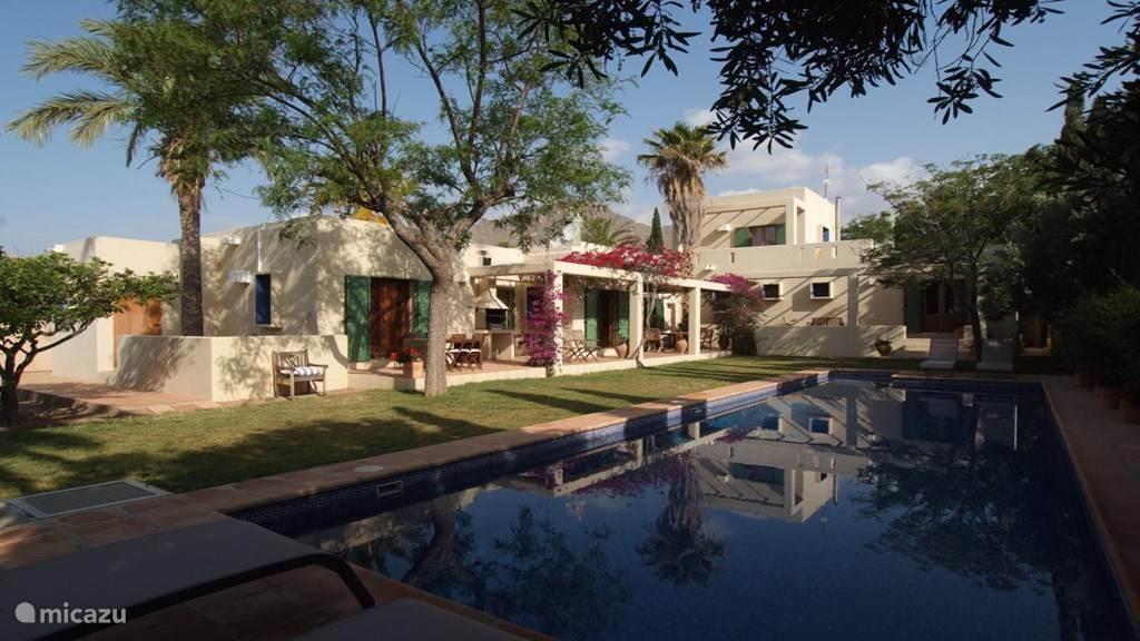 Ferienwohnung Spanien, Costa de Almería, Níjar villa Casa El Arenal