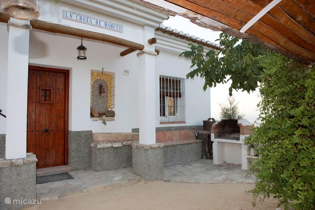 Vakantiehuis Spanje, Andalusië, Montefrio Villa La Choza de Mamuyo