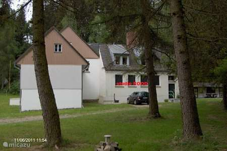 Vakantiehuis Duitsland, Harz, Allrode studio Naturferienhaus Luppbodemühle studio