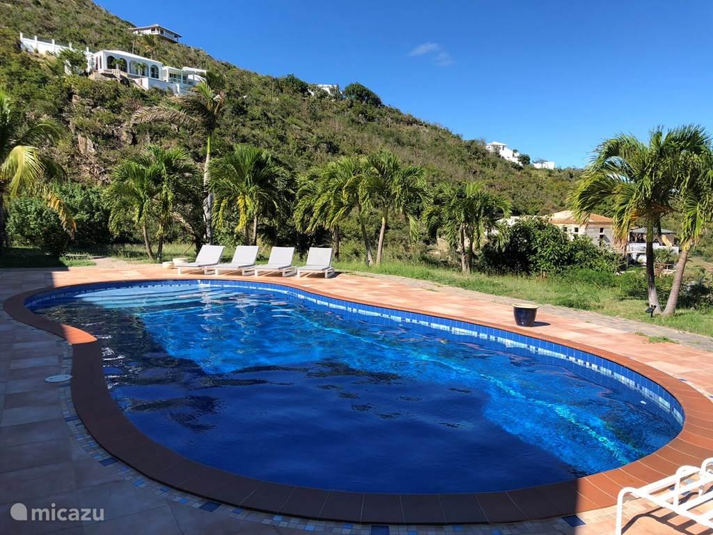 Vakantiehuis Sint Maarten, Sint Maarten, Philipsburg Villa Turnberry Estate