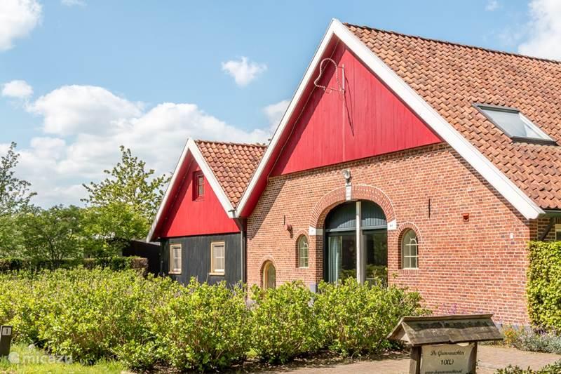 Vakantiehuis Nederland, Gelderland, Aalten Vakantiehuis De Grenswachter