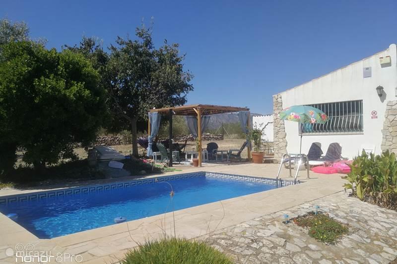 Vakantiehuis Spanje, Costa Dorada, El Perelló Bungalow La Caseta del Burga