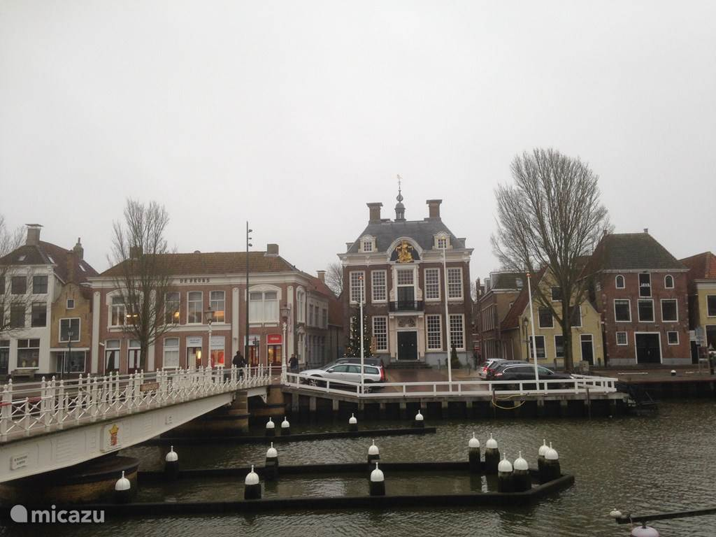 Vakantiehuis Nederland, Friesland, Harlingen Appartement Polen-Rusland Harlingen