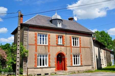 Vakantiehuis Frankrijk, Ardennes, Apremont villa Mirabeau