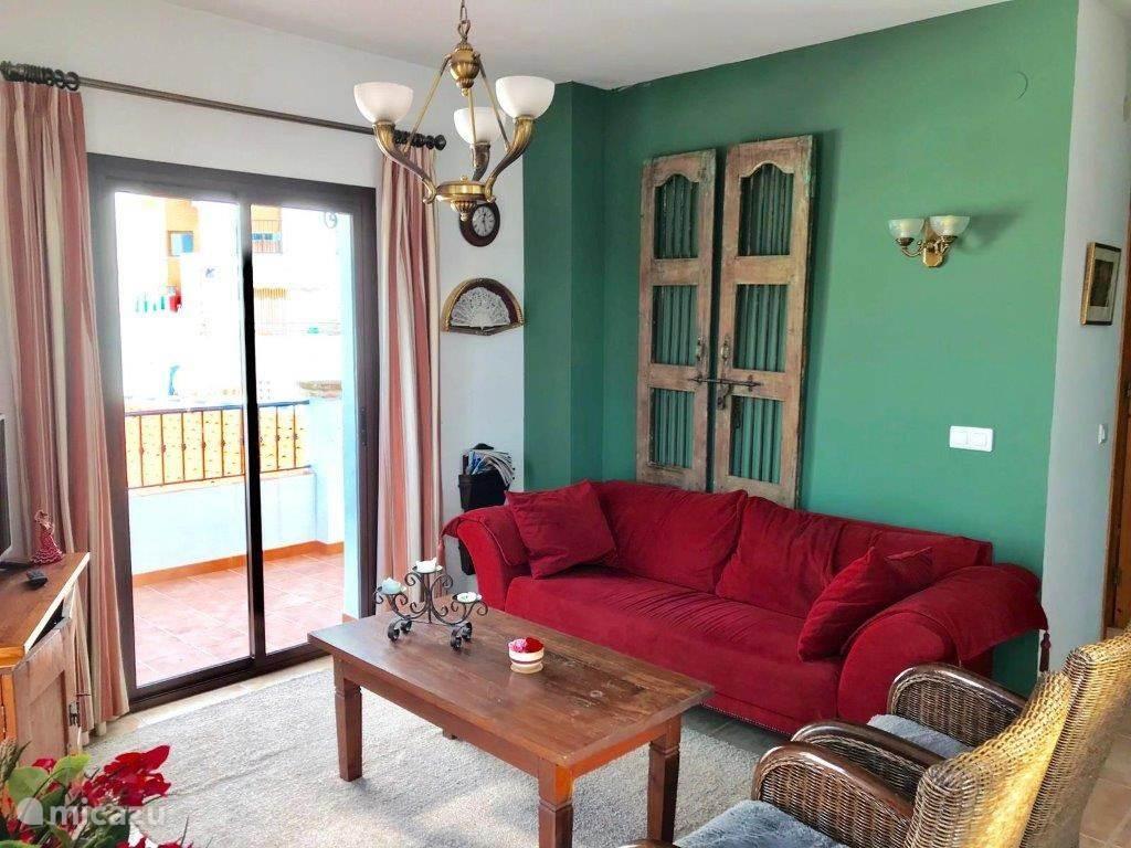 Vakantiehuis Spanje, Andalusië, Frigiliana Appartement Casa Litera