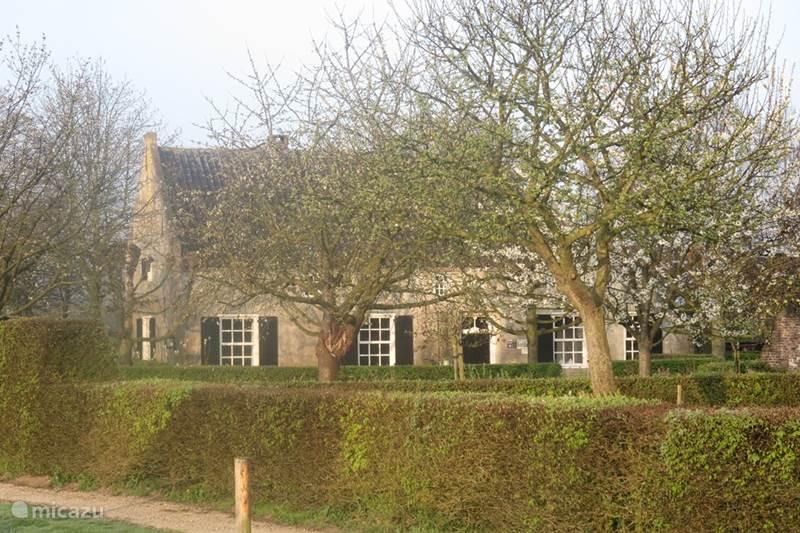 Vakantiehuis Nederland, Noord-Brabant, Oeffelt Boerderij Grauwe Hof