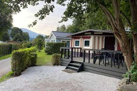 Vakantiehuis Oostenrijk, Tirol, Aschau im Zillertal stacaravan Zillertal Lodge | 5* Comfort Camping