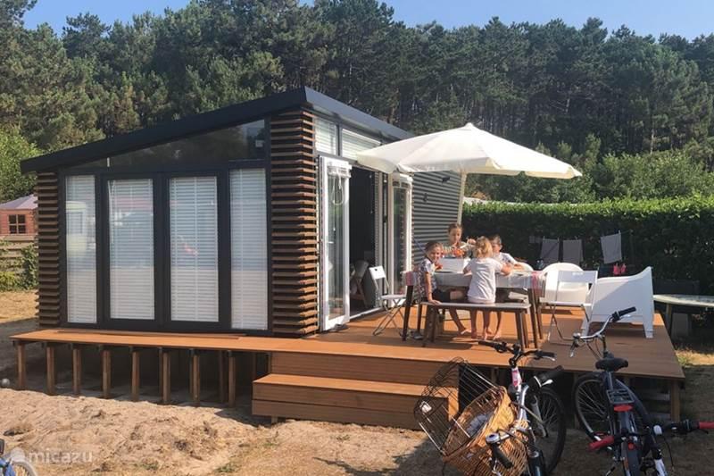 Vakantiehuis Nederland, Terschelling, West Chalet Tiny House Terschelling