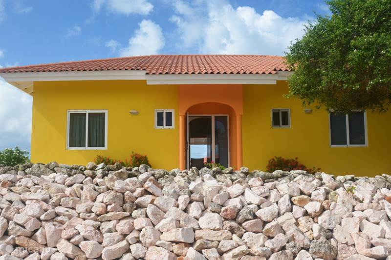 Vacation rental Curaçao, Banda Abou (West), Fontein Holiday house Puesta Del Sol