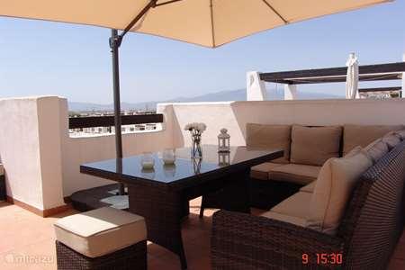 Vakantiehuis Spanje, Murcia, Condado de Alhama appartement Casa Madreselva