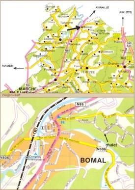 Bomal sur Ourthe