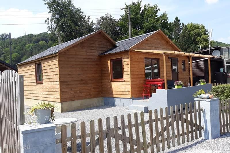 Vakantiehuis België, Ardennen, Durbuy Chalet Chalet International