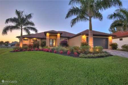 Ferienwohnung USA – villa Holland House Cape Coral
