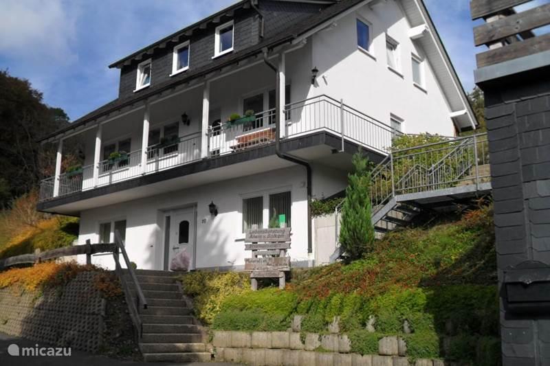 Vakantiehuis Duitsland, Sauerland, Schmallenberg Appartement Ferienwohnung van Balkom FeWo 5