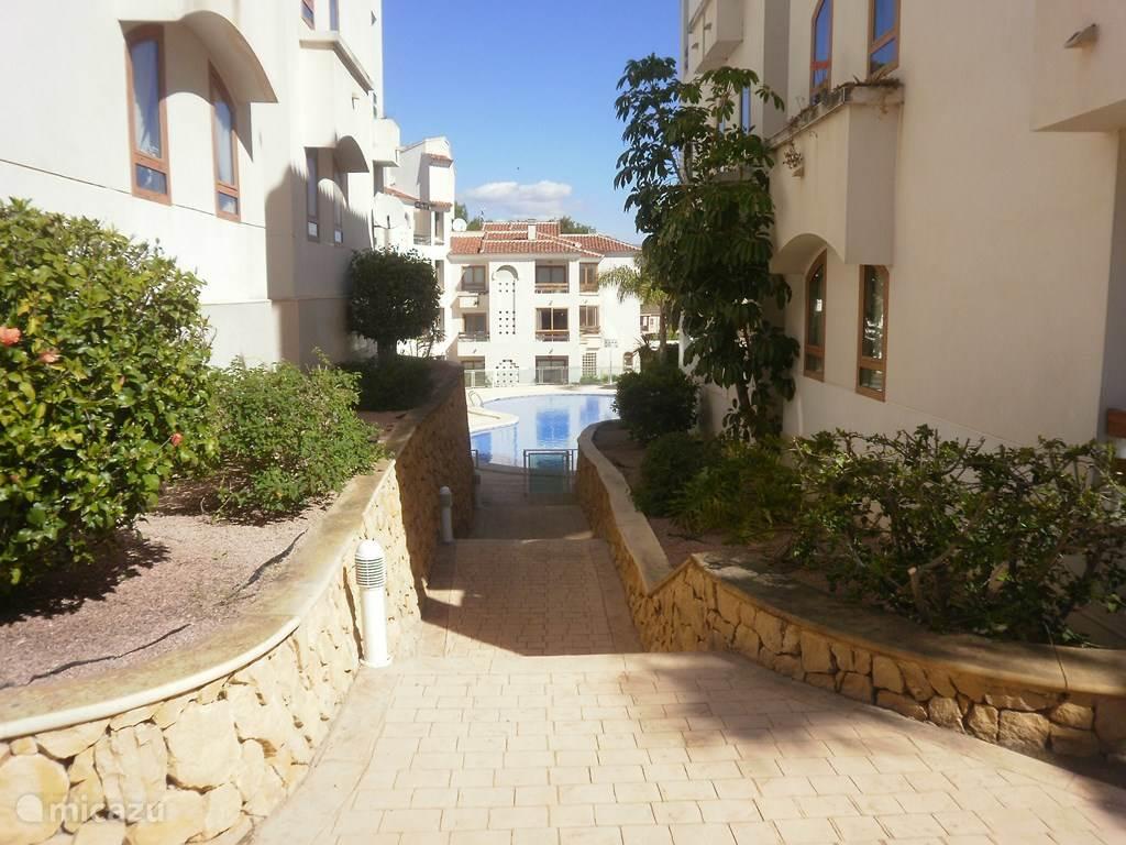 Vakantiehuis Spanje, Costa Blanca, Albir Appartement Complejo Turistico Font Rotja