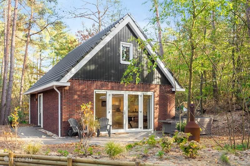 Vakantiehuis Nederland, Gelderland, Nunspeet Bungalow Luxe vakantiehuizen (6 persoons)