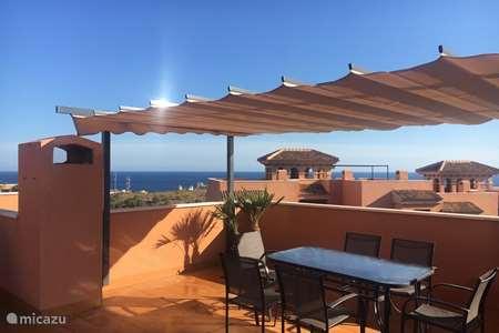 Vakantiehuis Spanje, Costa Cálida, Isla plana appartement Casa Vista Almar